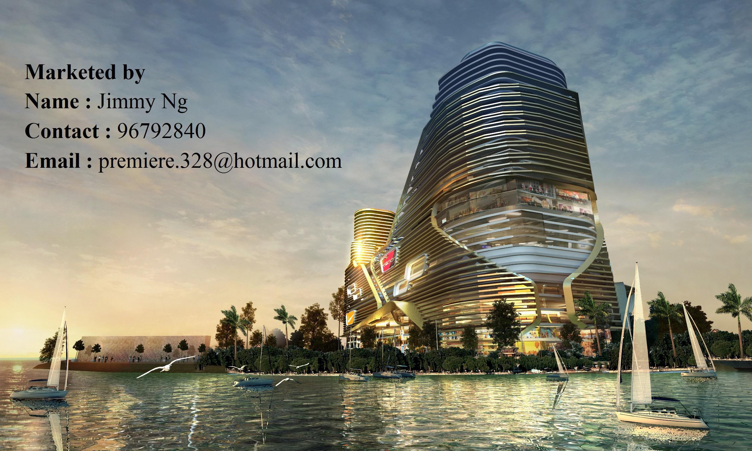 Harbour-city-@-pulau-melaka-Slide